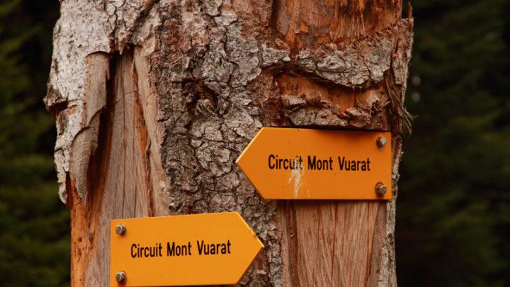 Circuit du Mont Vuarat