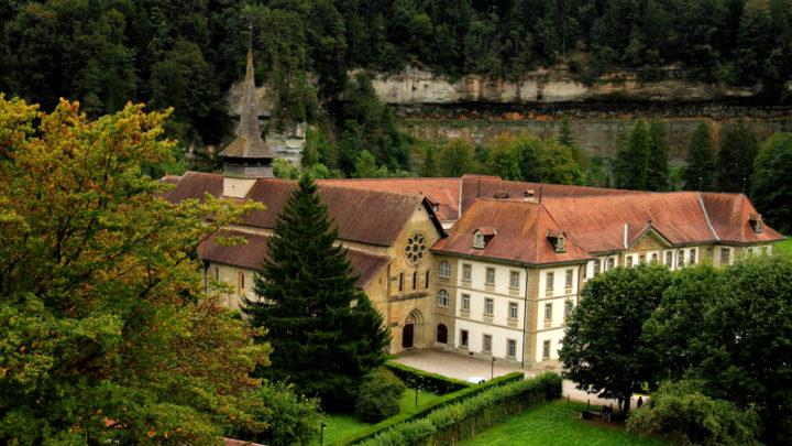 Abbaye d'Hauterive