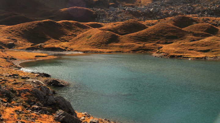 Barrage de Sanetsch