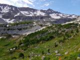 Randonnée - Le tour des Muverans, étape 2 (Derborence – Lui d'Août)