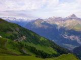 Randonnée - Le tour des Muverans, étape 4 (La Tourche – Pont-de-Nant)