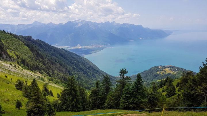 Montreux – les Rochers-de-Naye