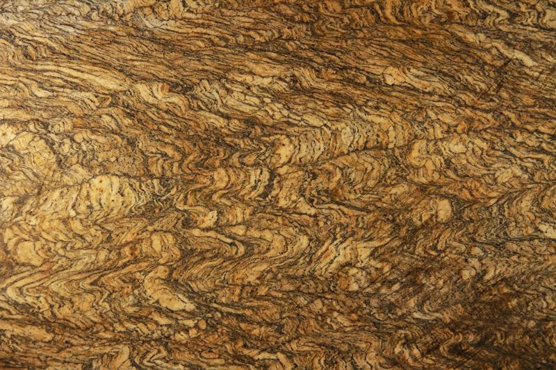 Gneiss plissé, Tessin, Suisse