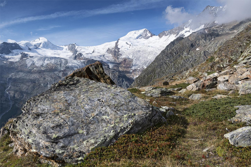 Séjour dans les Alpes valaisannes