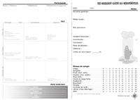Téléchargement - Feuille de préparation 1-4