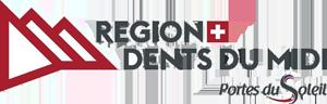 Logo - Région Dents-du-Midi