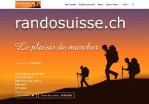 Partenaires - www.randosuisse.ch