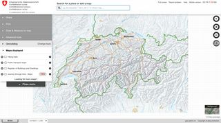 Partenaires - www.mapgeoadmin.ch