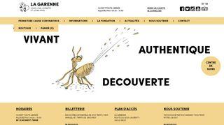 Partenaires - www.lagarenne.ch