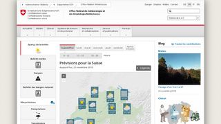 Partenaires - www.meteosuisse.ch