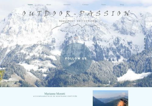 Partenaires - www.outdoorpassion.ch