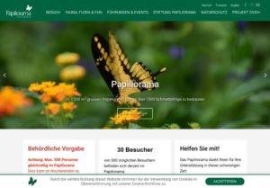 Partenaires - www.papiliorama.ch