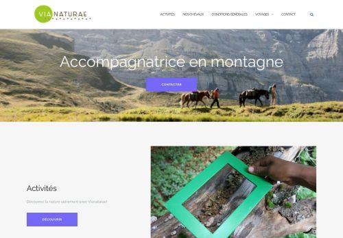 Partenaires - www.vianaturae.ch